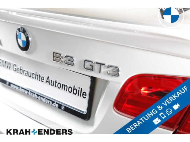 ALPINA B3 GT3 Coupe Limited 99+Akrapovic ESD Carbon, Jahr 2014, Benzin