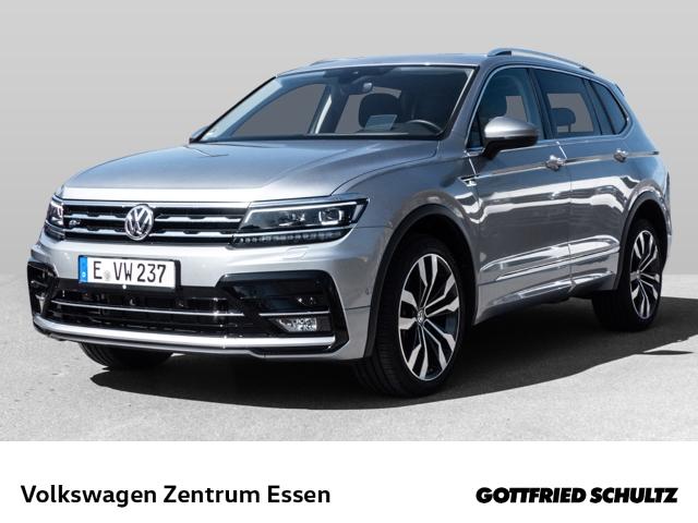 Volkswagen Tiguan Allspace HIGHLINE 4MOTION 2,0 L R-Line Pano, NAVI, DSG, Jahr 2019, Diesel
