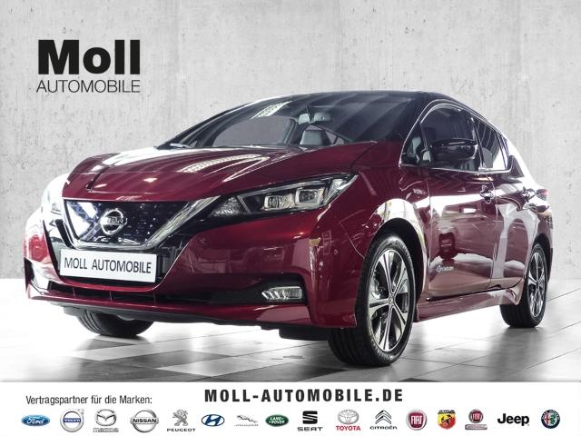 Nissan Leaf MY 19 Tekna Zweifarblackierung, Bose, AVM, ProPilot, Jahr 2019, Elektro