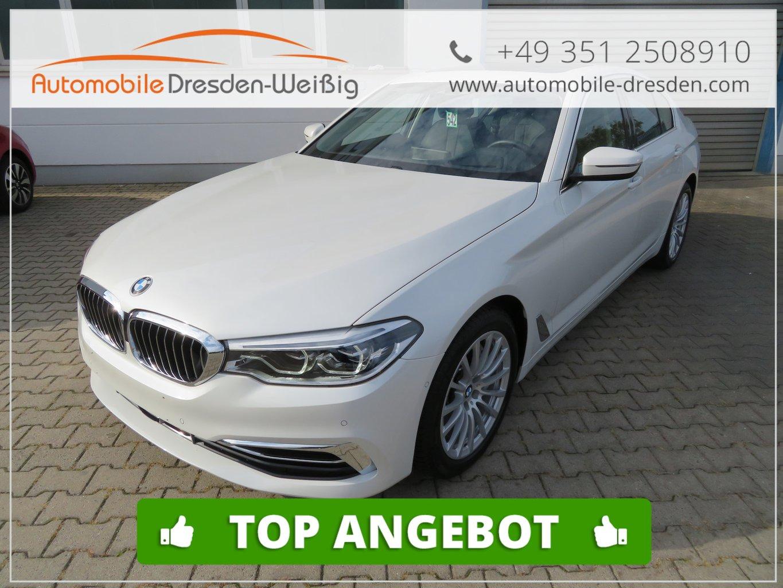 BMW 540i xDrive Luxury Line*UPE 82.000Euro*, Jahr 2018, petrol
