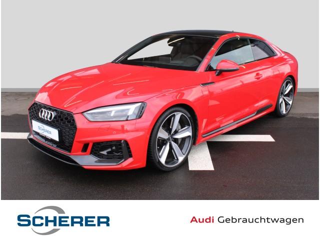 Audi RS 5 Coupé 2,9 quattro, MMI-NAVI,Head-up-Display,Keramikbremse,Leder,RS-Dynamikpake, Jahr 2018, Benzin