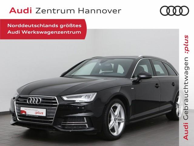 Audi A4 2.0 TDI Sport S-line Pano LED Teilleder Navi, Jahr 2017, Diesel