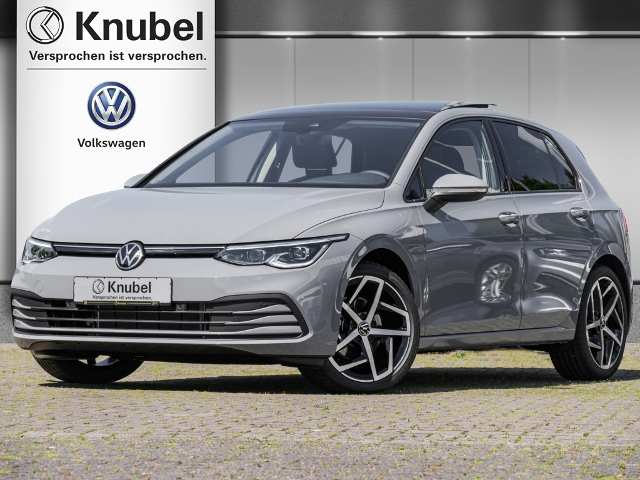 Volkswagen Golf VIII Life 1.5 TSI IQ.Light Navi Pano ACC 18, Jahr 2020, Benzin