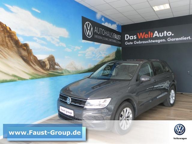 Volkswagen Tiguan Neues Modell UPE 34000 EUR Klima Sitzhzg., Jahr 2016, Diesel