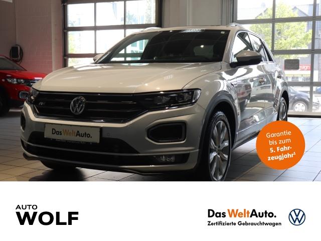 Volkswagen T-Roc R-Line 2.0 TSI 4Motion Sport LED Navi Keyless, Jahr 2019, Benzin