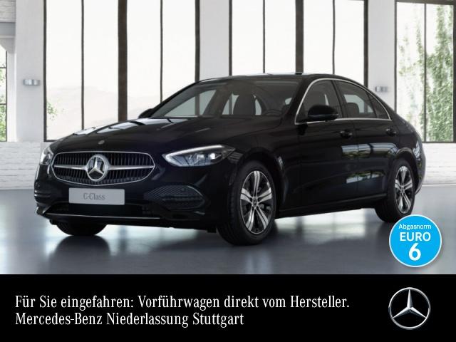 Mercedes-Benz C 220 d Avantgarde LED Kamera Spurhalt-Ass PTS 9G, Jahr 2021, Diesel
