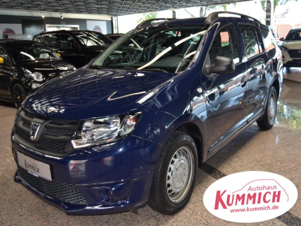 Dacia Logan MCV 1.2 16V 75 Essentiel, Jahr 2015, petrol