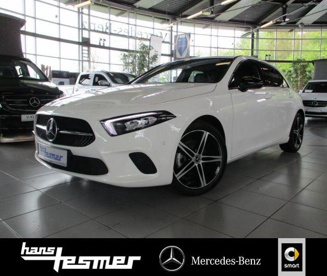 Mercedes-Benz A 180 d Progressive, Night-P,Navi Prem., 18'',LE, Jahr 2019, Diesel
