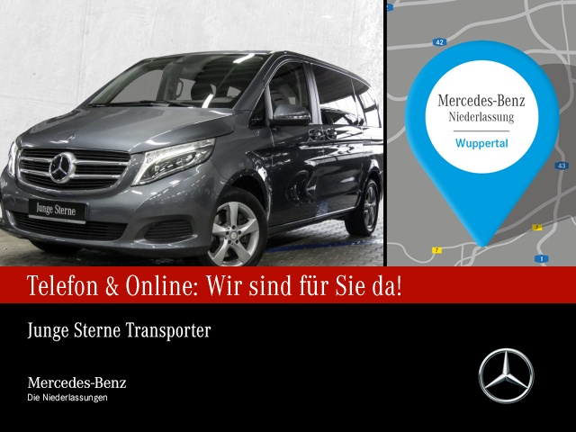 Mercedes-Benz V 220 BlueTEC EDITION*SPORT*PARK-ASSIST.*LED*, Jahr 2016, Diesel