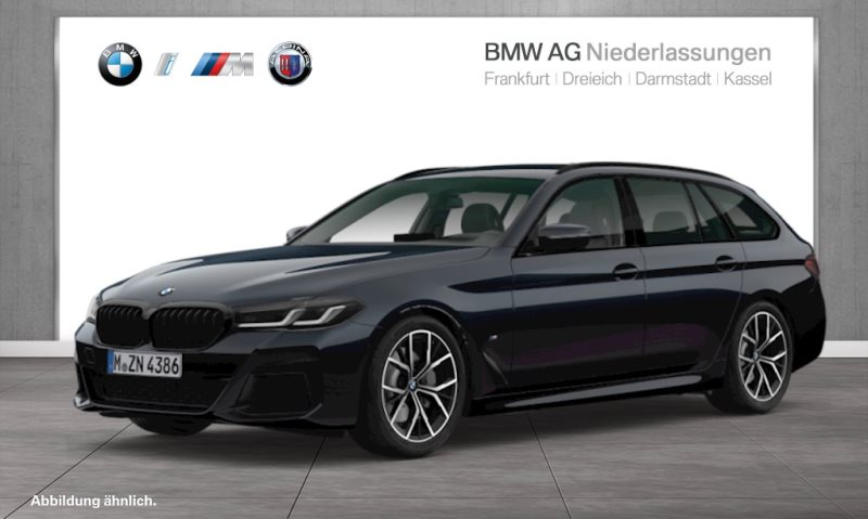 BMW 520d Touring M Sportpaket HiFi DAB LED Komfortzg., Jahr 2020, Diesel