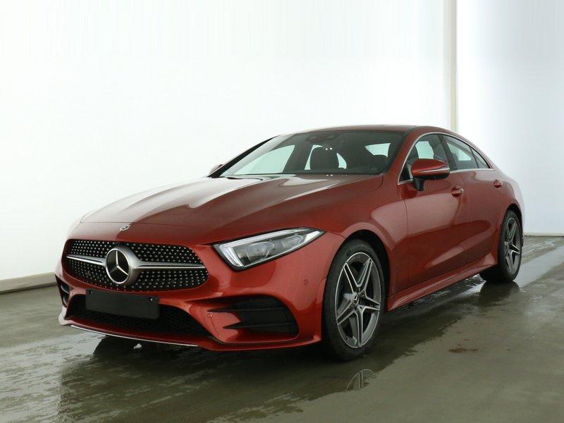 Mercedes-Benz CLS 220 d AMG*Distronic*MULTIBEAM*SHD*360°Kamera, Jahr 2019, Diesel