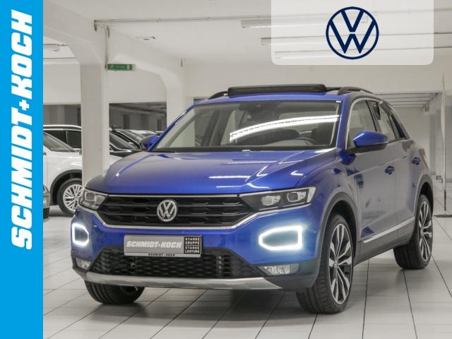 Volkswagen T-Roc 1.5 TSI OPF ACT Style DSG, eSD, Navi, ACC, Jahr 2019, Benzin