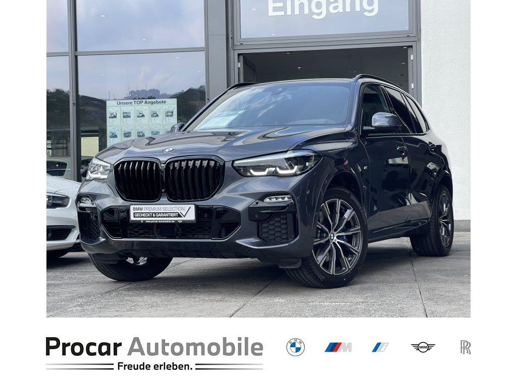 BMW X5 xDrive30d M Sport DA PA+ Standhzg AHK Travel Syst., Jahr 2020, Hybrid_Diesel