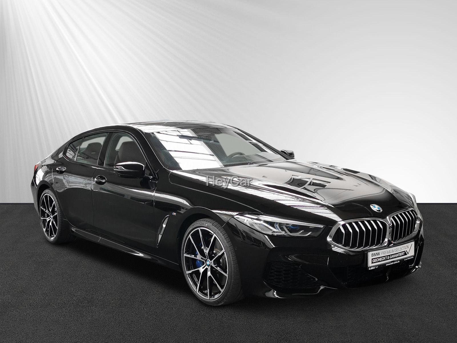 BMW 840i xDrive GC M-Sport Leas. ab 879,-- br.o.Anz., Jahr 2019, Benzin