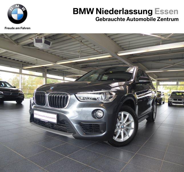 BMW X1 sDrive18i Advantage, Jahr 2017, Benzin