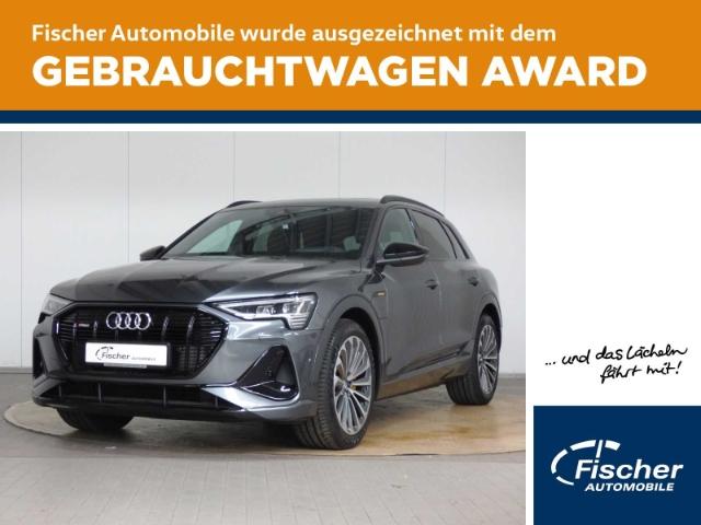 Audi e-tron 50 quattro S-line, Jahr 2020, Elektro