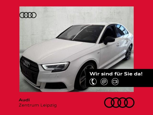 Audi A3 Limousine 1.5 TSI sport *S line*S tronic*LED*, Jahr 2018, Benzin