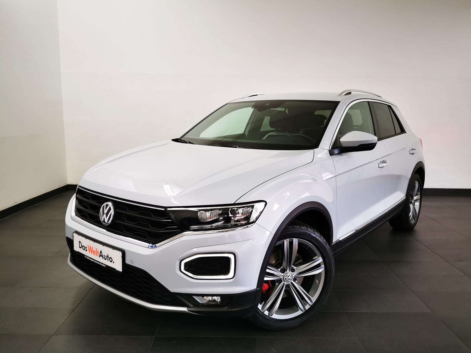 Volkswagen T-Roc Sport 2,0 TSI 4MOT DSG LED NAVI ACC ab 2,9, Jahr 2018, Benzin