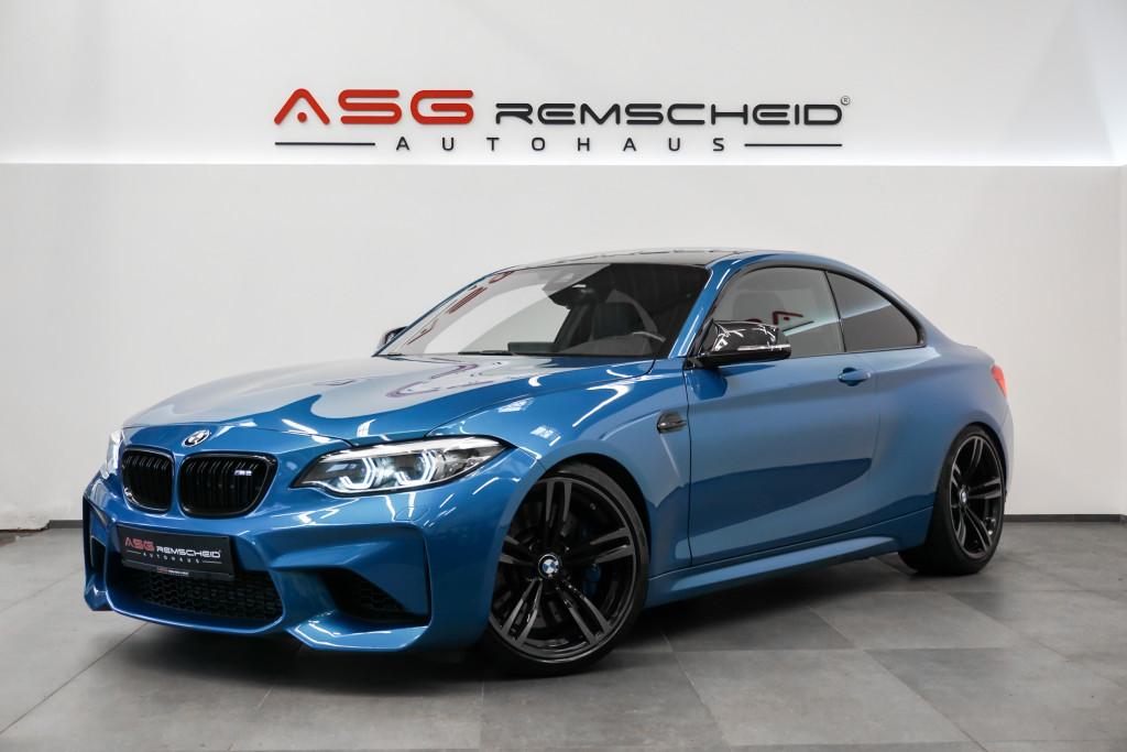 BMW M2 DKG *Coupé *Carbon *HK *Kamera *KeyGO *, Jahr 2018, Benzin