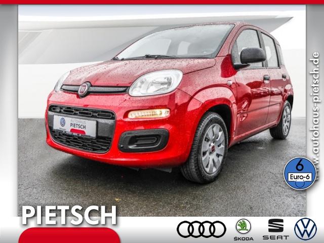 Fiat Panda 1.2 Pop -Klima EURO 6 Nichtraucherfahrzeug, Jahr 2015, Benzin