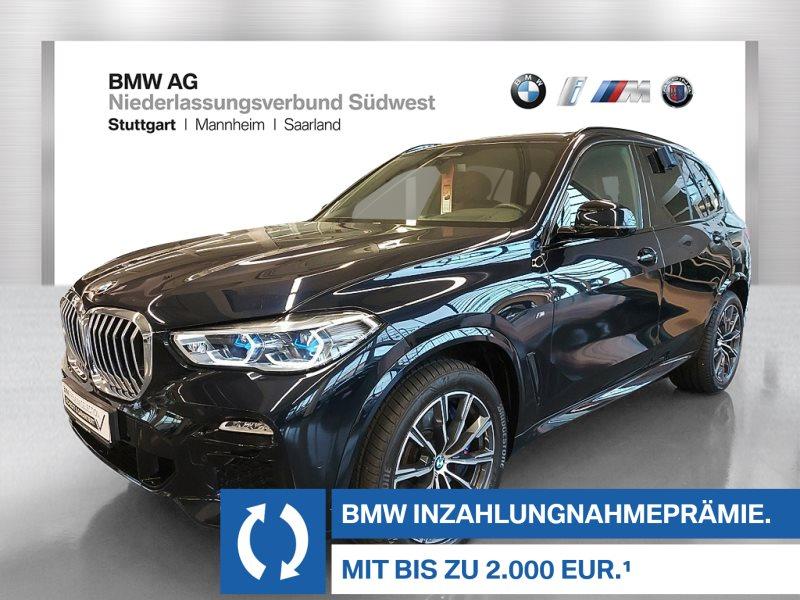 BMW X5 xDrive30d Sportpaket Gestiksteuerung Head-Up, Jahr 2019, Diesel