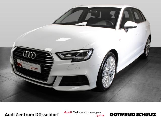 Audi A3 Sportback 2.0 TDI 6-Gang S-line, Jahr 2016, Diesel