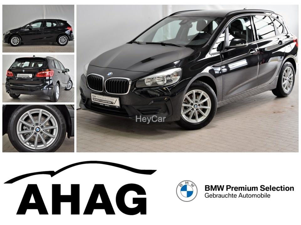 BMW 216 Active Tourer Advantage Klimaaut. PDC RFT, Jahr 2019, Diesel
