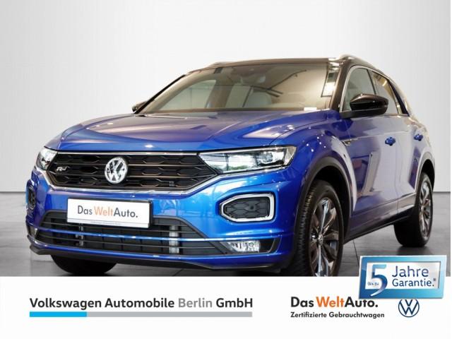 Volkswagen T-Roc 2.0TDI DSG R-Line Sport P-DACH NAVI, Jahr 2020, Diesel