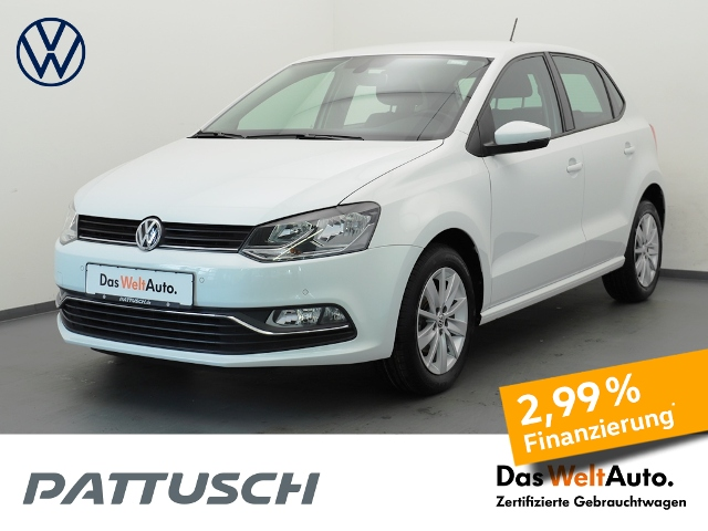 Volkswagen Polo 1.0 Comfortline Navi ParkPilot GRA, Jahr 2016, Benzin