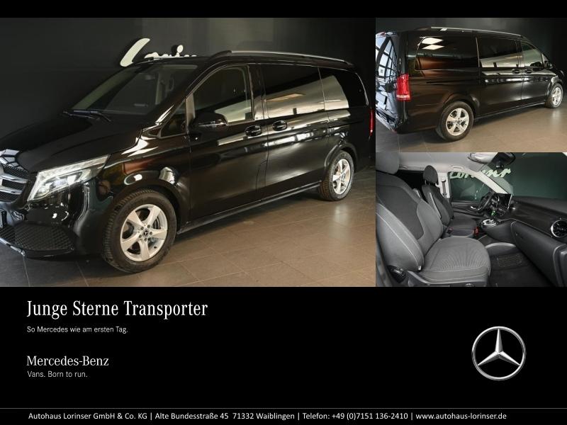 Mercedes-Benz V 300 d L Edition NAVIGATION/LED/TOTWINKEL/SHZ, Jahr 2020, Diesel