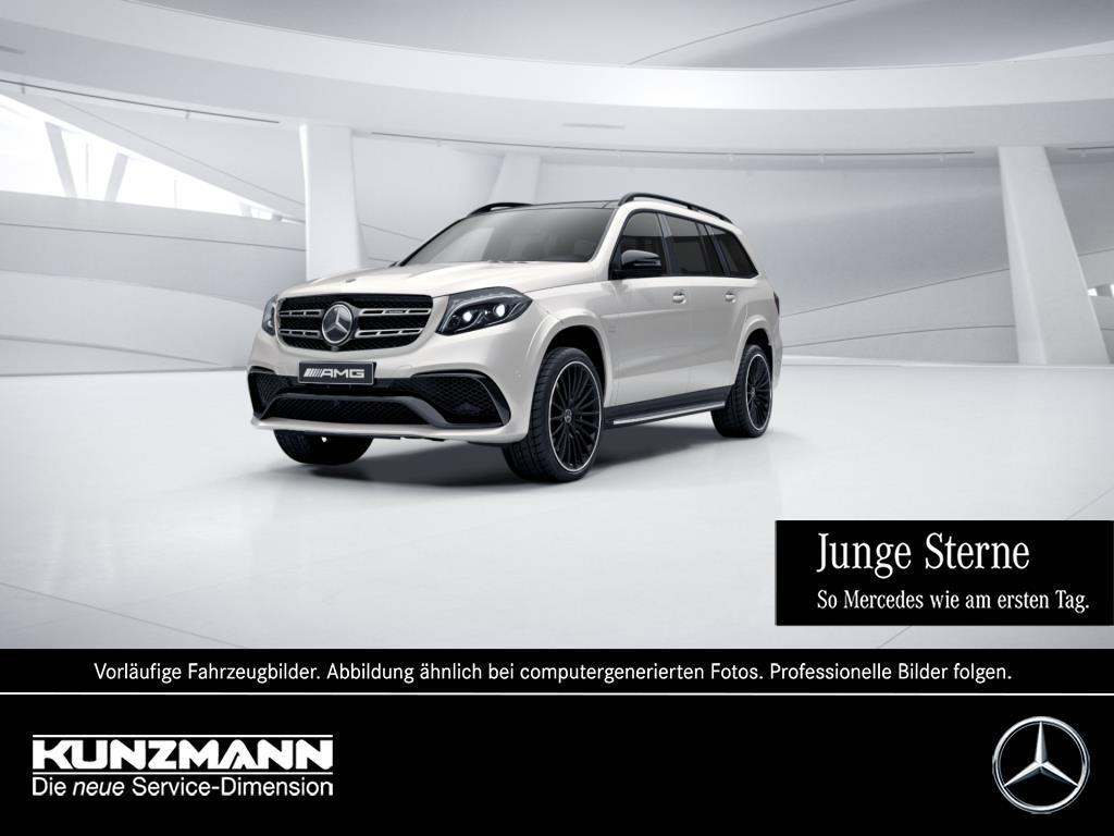 Mercedes-Benz GLS 63 AMG 4M AMG Night Comand AIRMATIC Panorama, Jahr 2018, Benzin