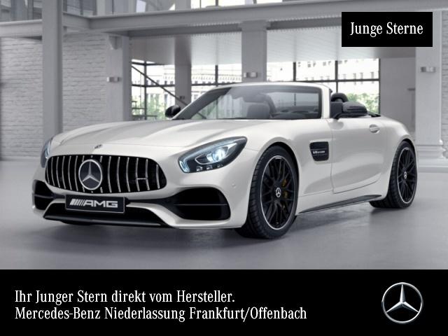 Mercedes-Benz AMG GT C Roadster CARBON KERAMIK PerfAbGas, Jahr 2017, Benzin