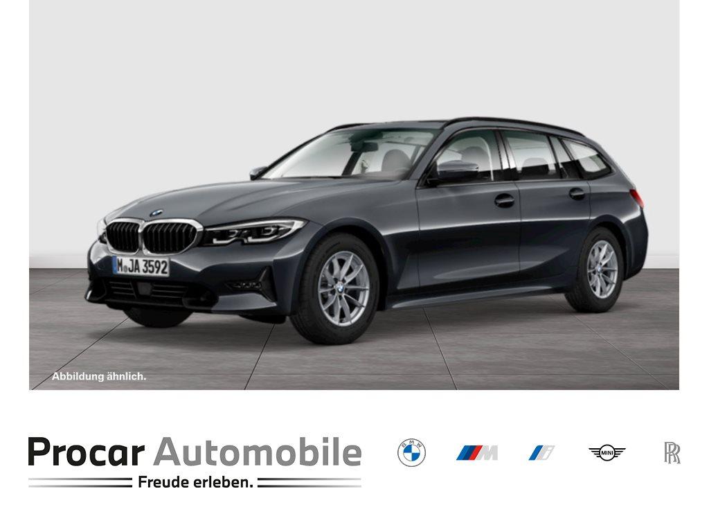 BMW 320d Sport-Line LED DAB HiFi Pano ParkAss DrivAss Adapt.Tempomat, Jahr 2021, Diesel