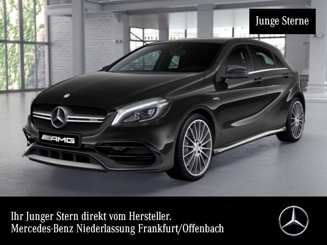 Mercedes-Benz A 45 AMG 4M LED.HarmanKardon.ExclusivPaket.Kamer, Jahr 2017, Benzin