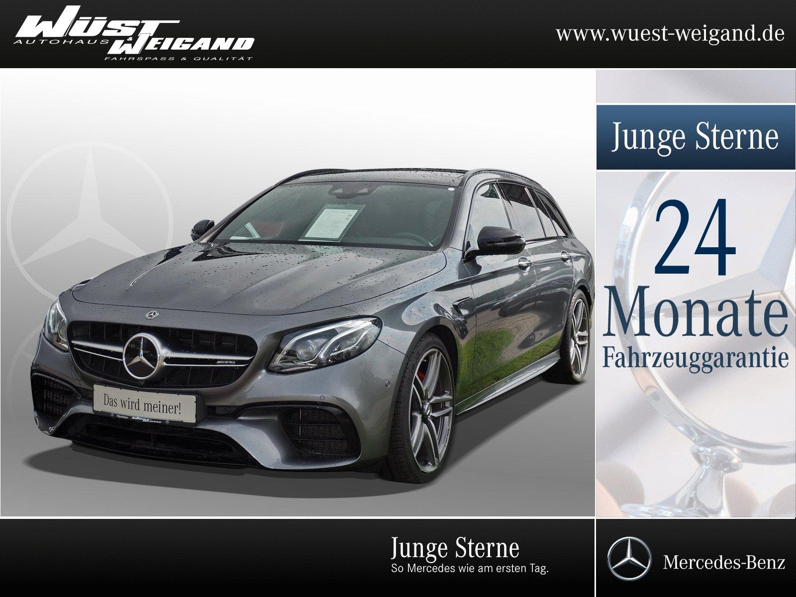 Mercedes-Benz E 63 AMG S 4M T Pano.Dach+Standh.+Perf.-Sitze, Jahr 2017, Benzin