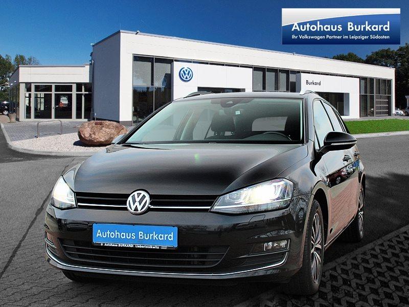 Volkswagen Golf VII Var. Allstar 2.0l TDI, Jahr 2016, Diesel