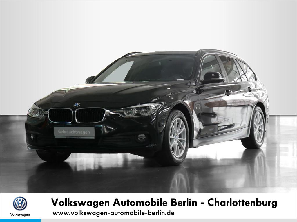 BMW 318dA Touring Advantage, Jahr 2019, Diesel