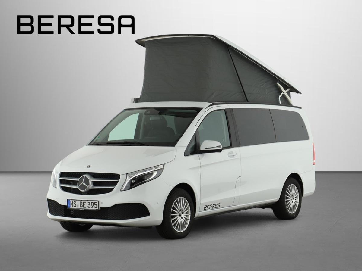 Mercedes-Benz V 250 4M Marco Polo Horizon Kamera Navi Distron, Jahr 2020, Diesel