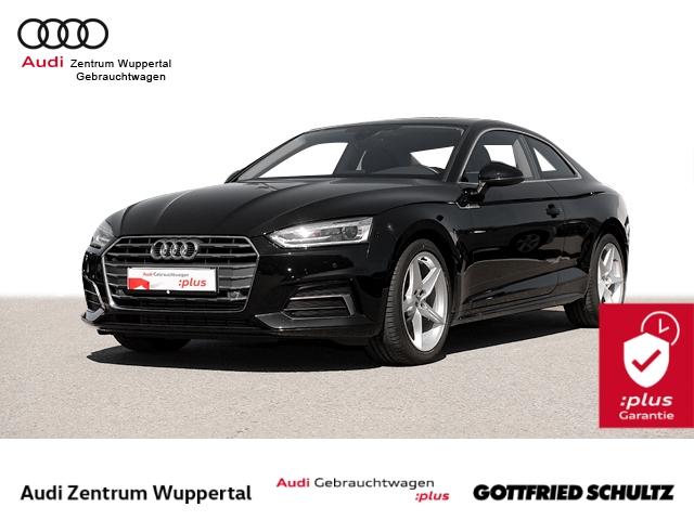 Audi A5 Coupe 2.0TFSI CONNECT NAV XEN SHZ PDC VO HI MUFU 18ZOLL Sport, Jahr 2018, Benzin