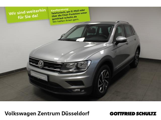 Volkswagen Tiguan Join 2.0 TDI DSG *Navi*PDC*SHZ*ACC*Alu*, Jahr 2018, Diesel