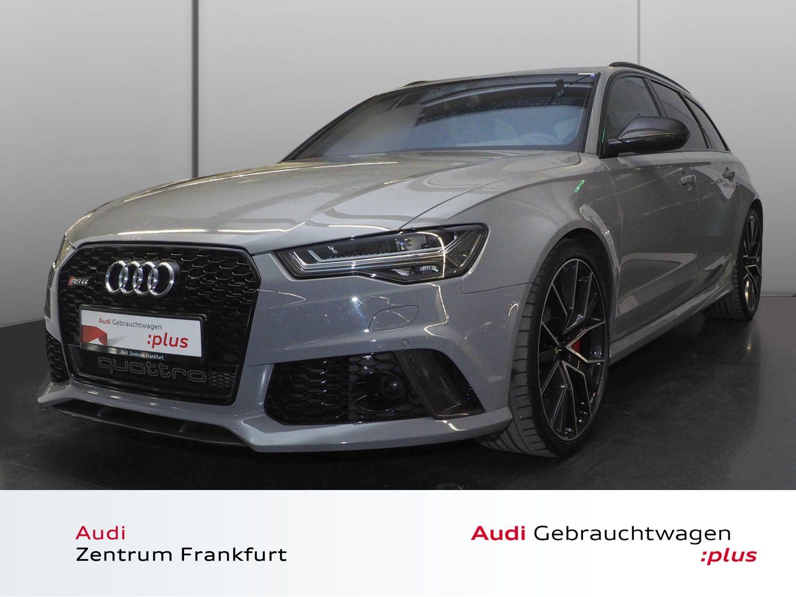 Audi RS6 Avant 4.0 TFSI quattro tiptronic plus Matrix-LED Panorama, Jahr 2017, Benzin