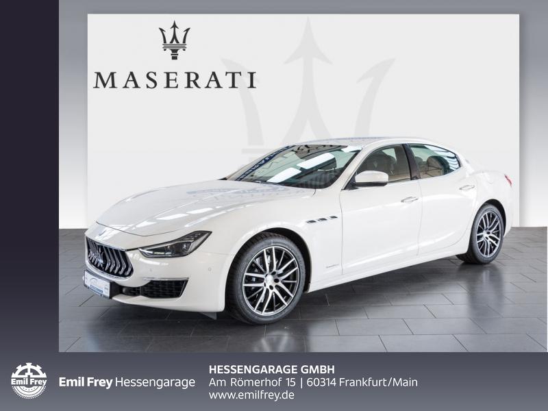 Maserati Ghibli GranLusso Aut. Totwinkel Voll-LED Navi, Jahr 2019, Benzin