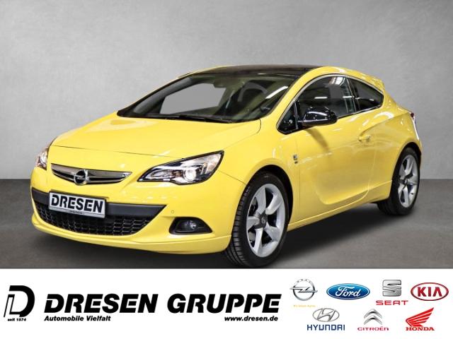 Opel Astra J GTC 1.6 Turbo, OPC LINE/NAVI/DAB/KLIMAAUTOMATIK, Jahr 2018, Benzin