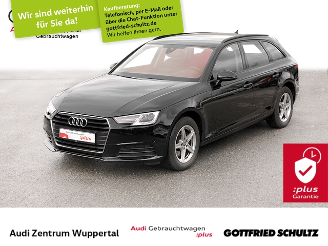 Audi A4 Avant 2.0TDI XEN AHK NAV PDC SHZ GRA FSE FIS MU, Jahr 2017, Diesel