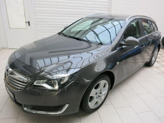 Opel Insignia ST 2.0 CDTI Bsn.Edition +Sitzhz./Navi, Jahr 2014, Diesel