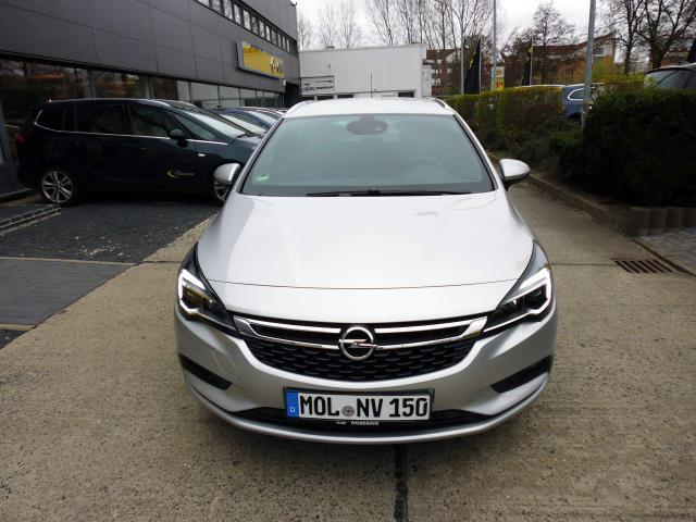 Opel Astra K ST Dynamic 1.4T, Jahr 2016, Benzin