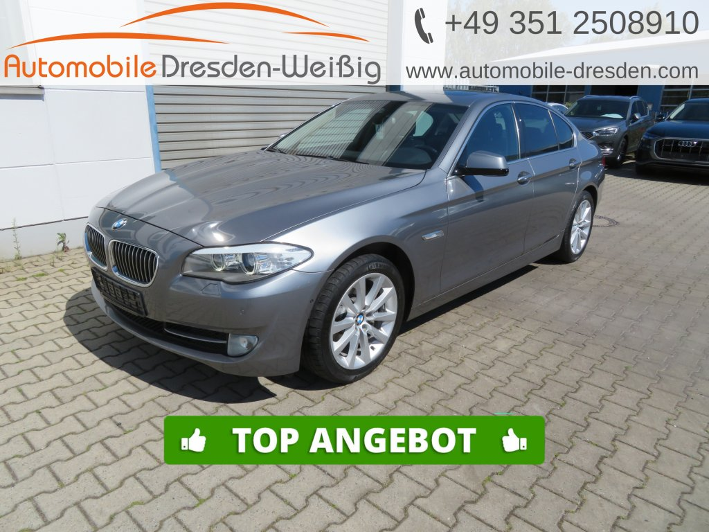 BMW 520 i *Panorama*Head-Up*HiFi*Navi*Leder, Jahr 2012, Benzin
