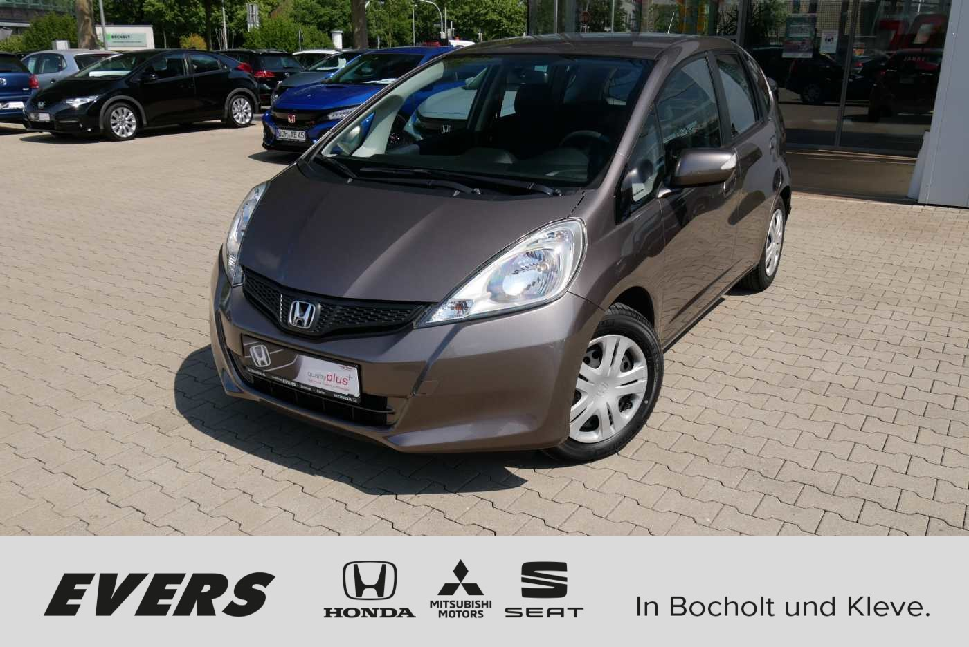 Honda Jazz 1.4 i-VTEC Trend + LPG GASANLAGE, Jahr 2014, Benzin