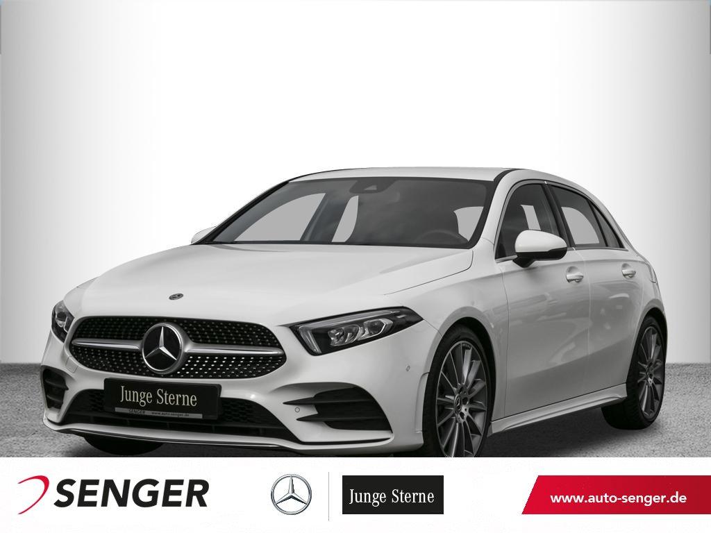 """Mercedes-Benz A 180 *AMG*Display digital*LED*LM 19""""*Kamera*, Jahr 2020, petrol"""