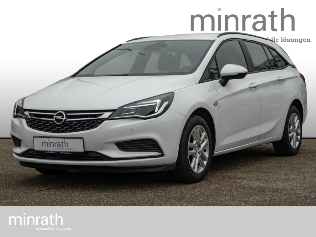 Opel Astra K Sports Tourer Edition 1.0 Turbo EU6d-T Navi PDCv+h, Jahr 2019, Benzin